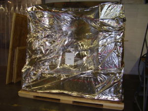 Proper Crating Protection shown at Rowe Transfer, Inc.
