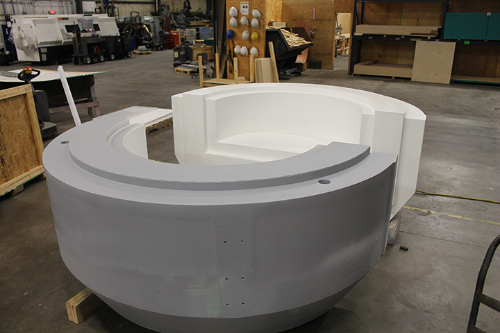 Cyclotron Crating Project