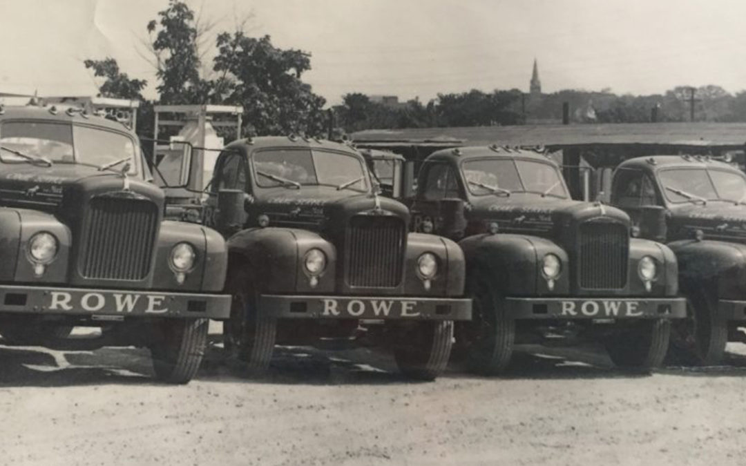 Rowe Transfer A Proud 130 Year History