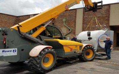 Finding the Right Industrial Machinery Transportation Company