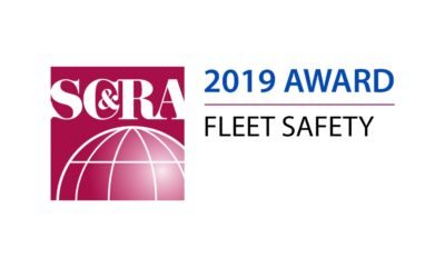 Fleet Safety Award, Rowe Transfer